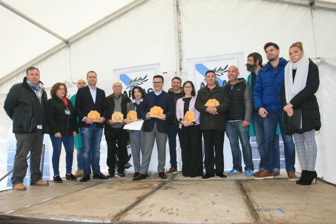 La Asociación de Productores de Aceite y Aceituna de Galicia entrega sus primeros premios