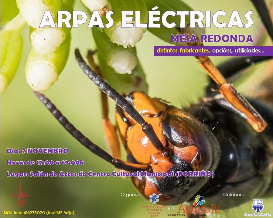 CHARLA VELUTINA ARPAS