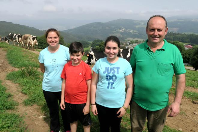 Neifra SC, una ganadería sostenible en extensivo