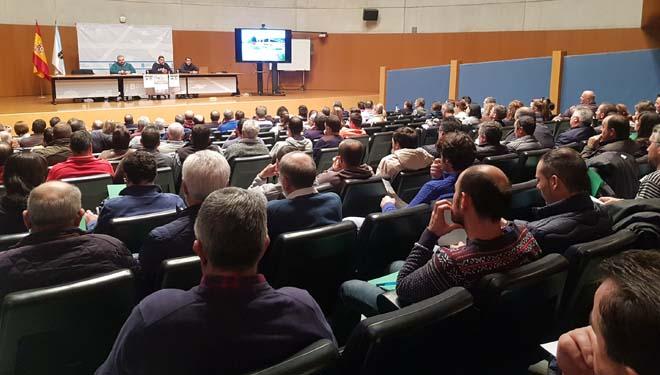 Charla sobre a condicionalidade da PAC organizada pola Oficina Agraria Comarcal de Lugo.