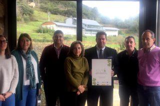 Ensaian en Valdeorras un método prometedor para controlar as enfermidades da madeira en vide