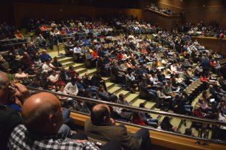 Unhas 800 persoas asisten ás xornadas técnicas de vacún de leite de Seragro
