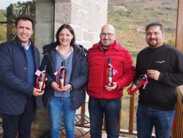 Vía Romana presenta un dos primeiros viños rosados da Ribeira Sacra