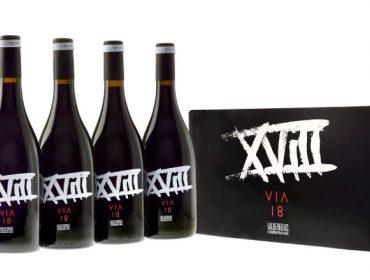 Novo viño de Viña Costeira: Vía XVIII Garnacha Tintureira de cepas vellasde Valdeorras