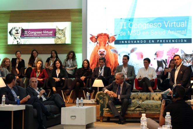 Congreso Virtual de MSD Animal Health, ata este venres 23