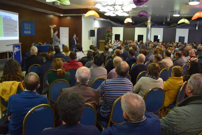 Nestlé reúne a 150 gandeiros de Galicia nunhas xornadas de formación