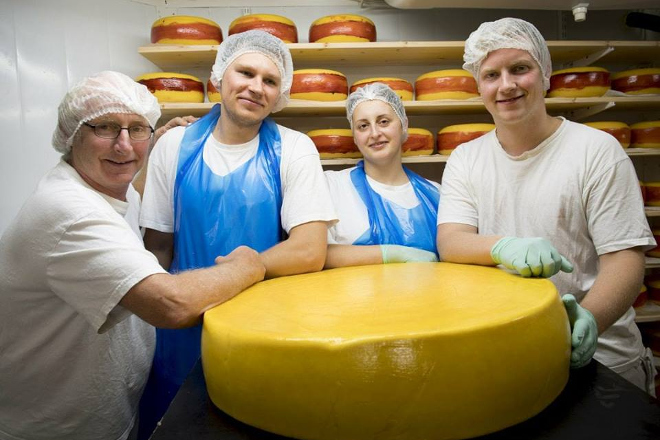 Os queixos galegos logran 16 medallas nos World Cheese Awards 2018