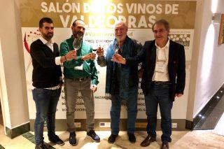 21 bodegas de Valdeorras promocionan sus vinos en Madrid