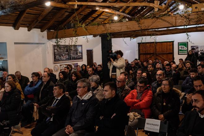Éxito da xornada do CRAEGA en Láncara con 130 asistentes
