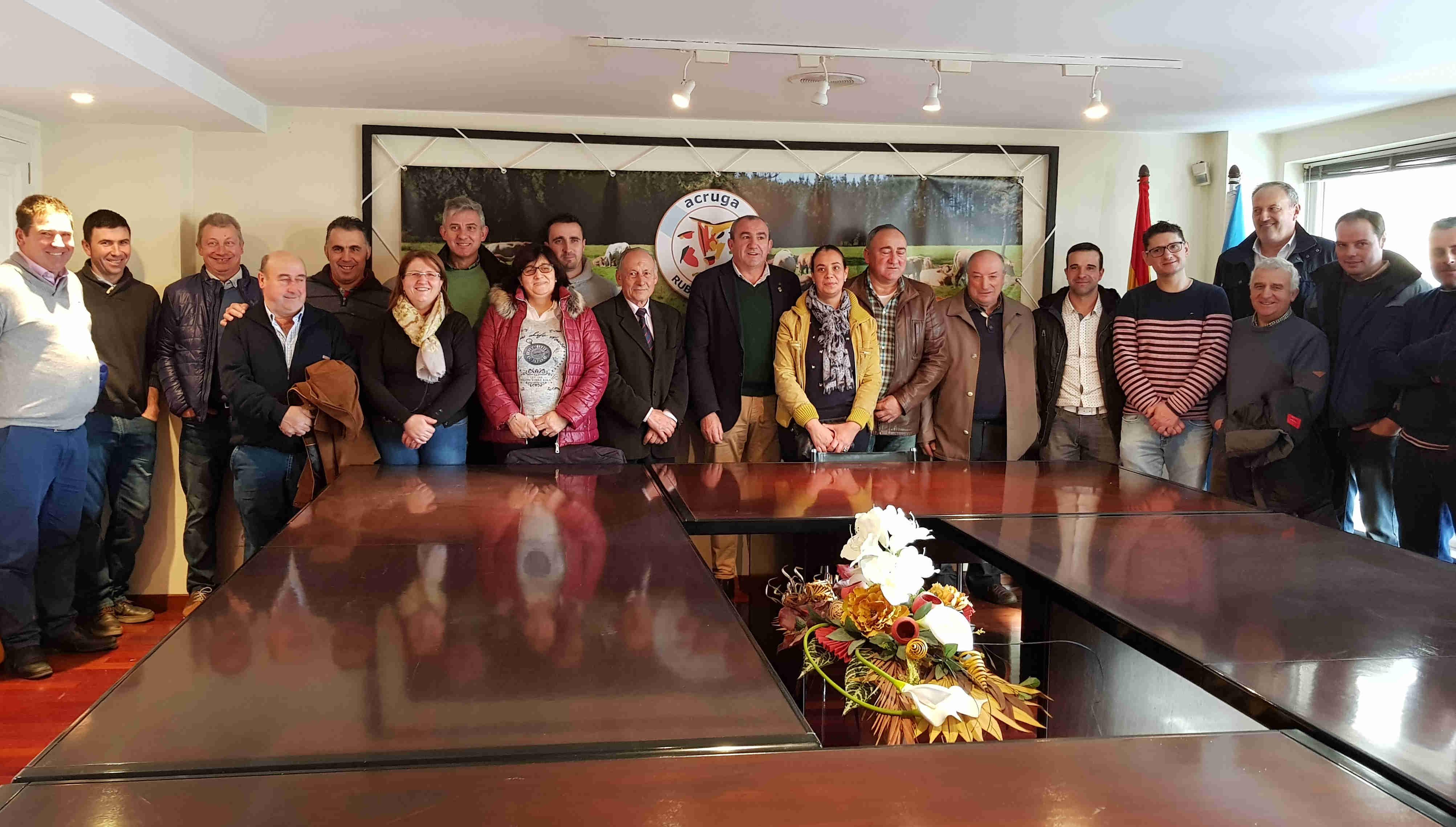 La Diputación de Lugo destina 380.000 euros a apoyar a los criadores de Rubia Gallega
