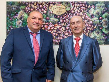 COREN compra 4,5 millones de kilos de castaña gallega para alimentar a los cerdos de la gama Selecta