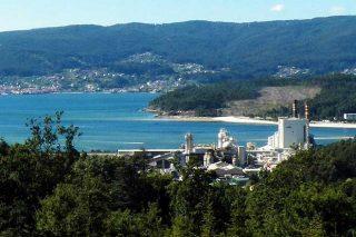 Ence aparca os tres centros de estelado de biomasa comprometidos en Galicia