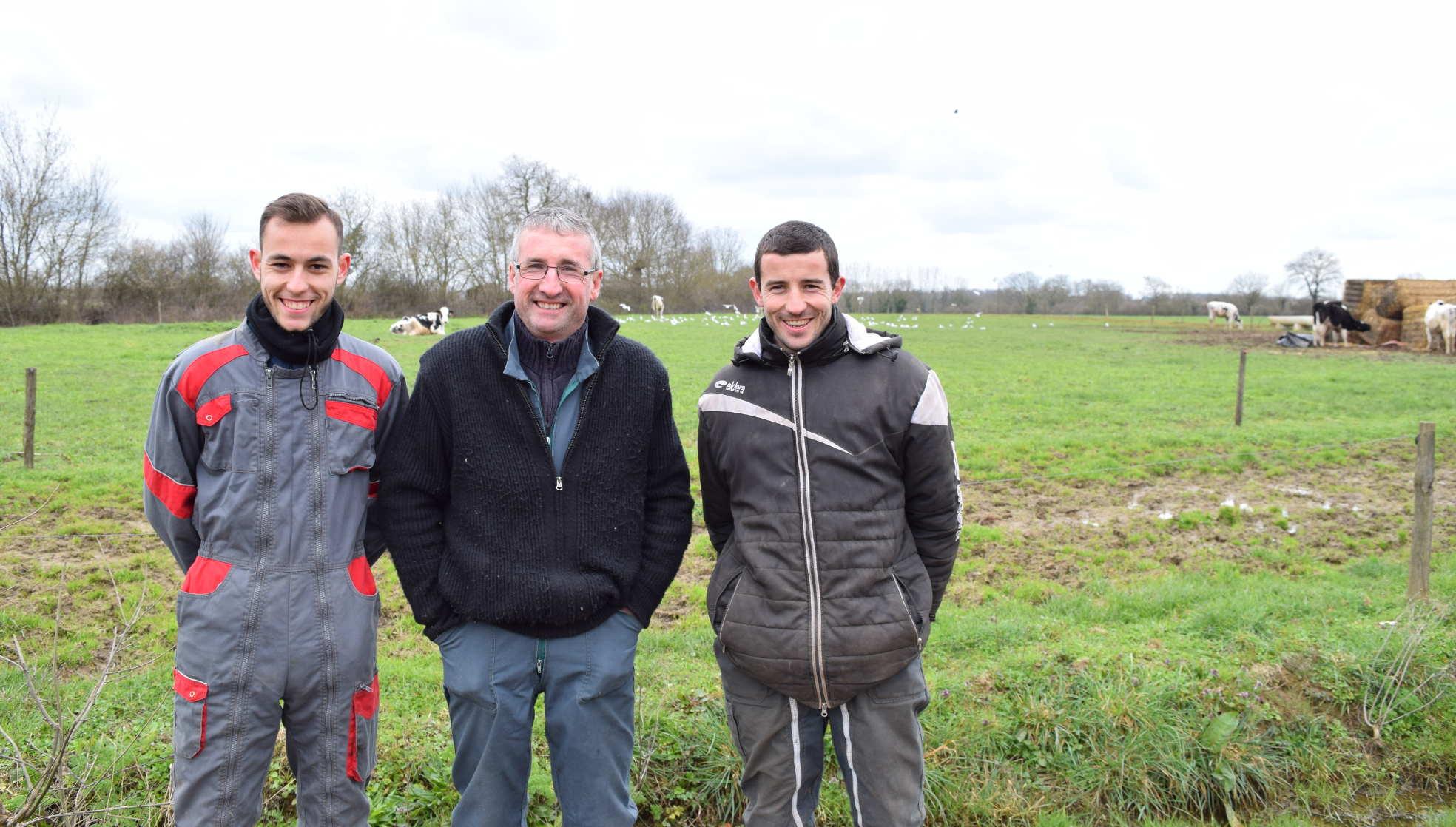 GAEC Fioleau: Unha gandaría francesa que aumentou a rendibilidade pasándose a pastoreo