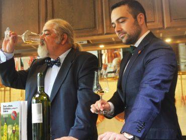 """""""Los vinos más valorados son los de parcela, de cepas viejas y pacientes guardas"""""""
