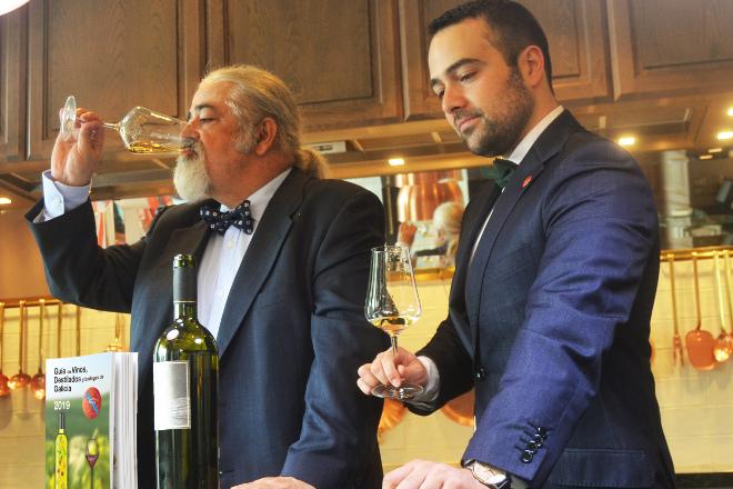 """""""Os viños máis valorados son os de parcela, de cepas vellas e pacientes gardas"""""""