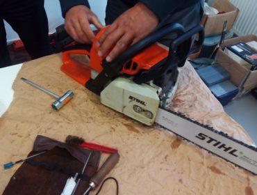 Claves para un mantemento axeitado da motoserra que facilite o manexo