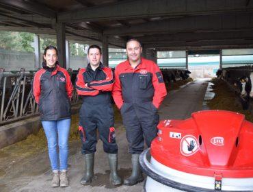 Ganadería Vilasilvestre SC: lograr altas calidades en leche con robot de ordeño