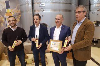 Sacan al mercado un tostado del Ribeiro a más de 50 euros el litro