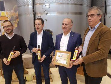 Sacan ao mercado un tostado do Ribeiro a máis de 50 euros o litro