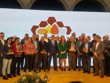 Premiados na XXI Cata dos Queixos e na XVII Cata dos Meles de Galicia