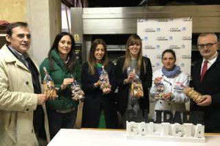Galicia Calidade certifica los melindres, los ricos y los almendrados de la Tahona de Melide