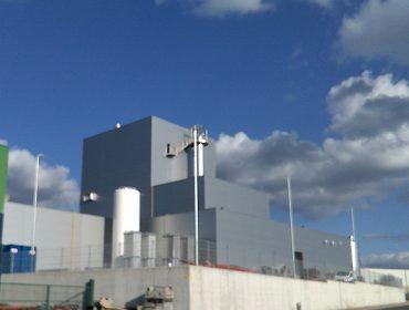 Dairylac ultima a posta en produción da súa torre de secado de soro e leite