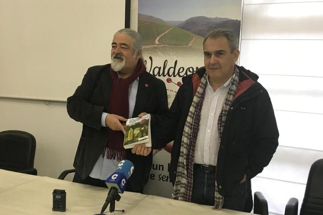 A guía de viños de Luis Paadín distingue a 34 adegas de Valdeorras