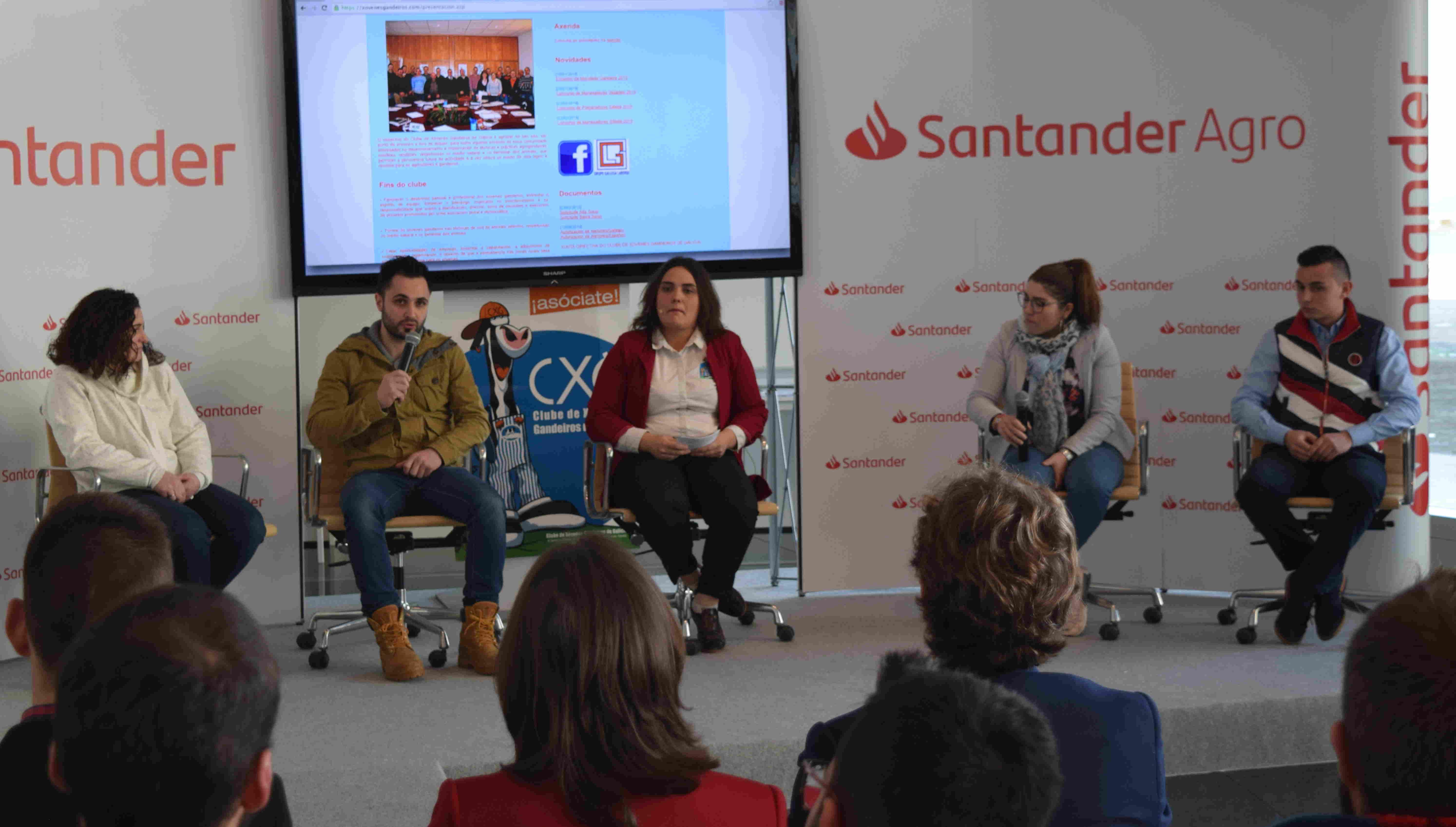 ¿Cales son os retos para os mozos gandeiros de Galicia?