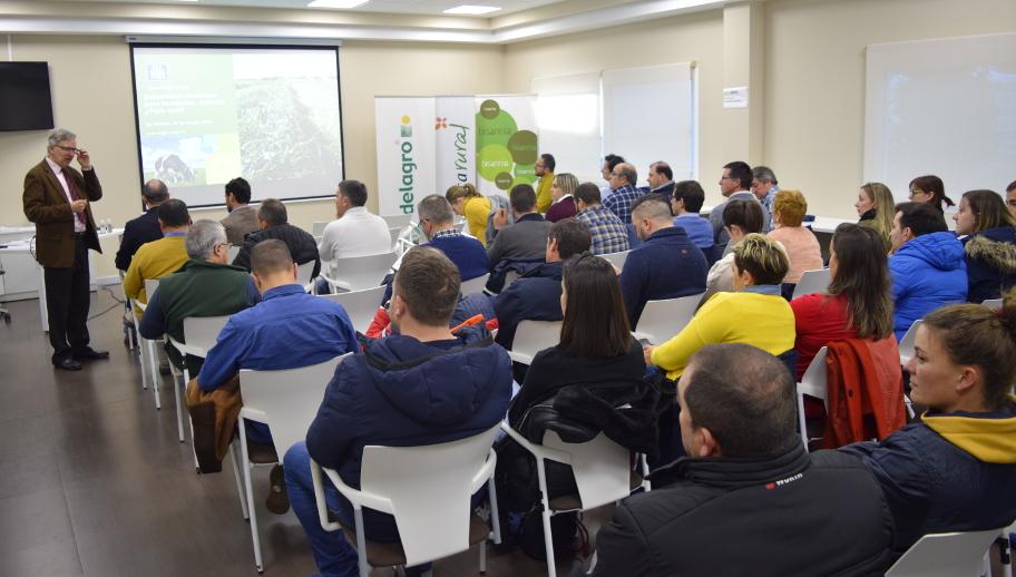 Presentan en España el primer fertilizante nitrogenado con selenio