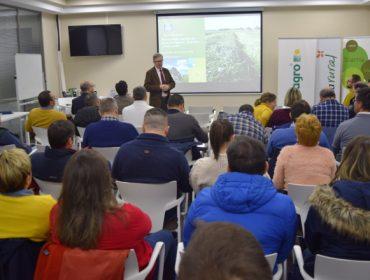 Presentan en España o primeiro fertilizante nitroxenado con selenio