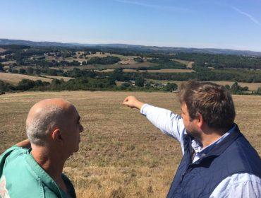 Lista de beneficiarios de las ayudas de la Diputación de Lugo para recuperar tierras abandonadas