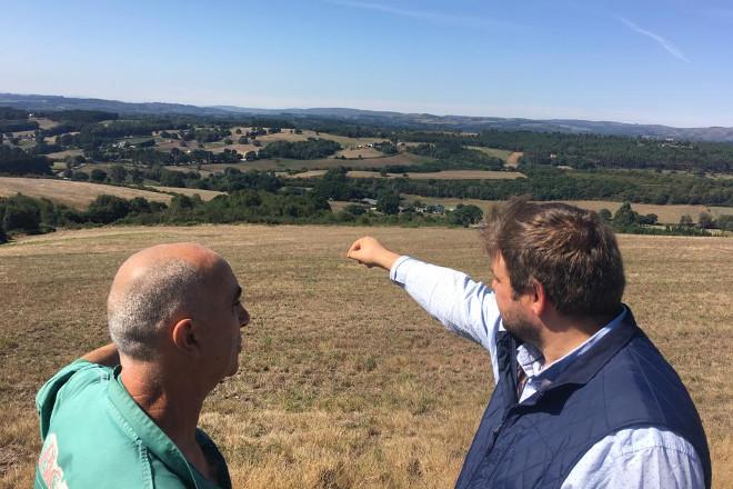 Lista de beneficiarios das axudas da Deputación de Lugo para recuperar terras abandonadas