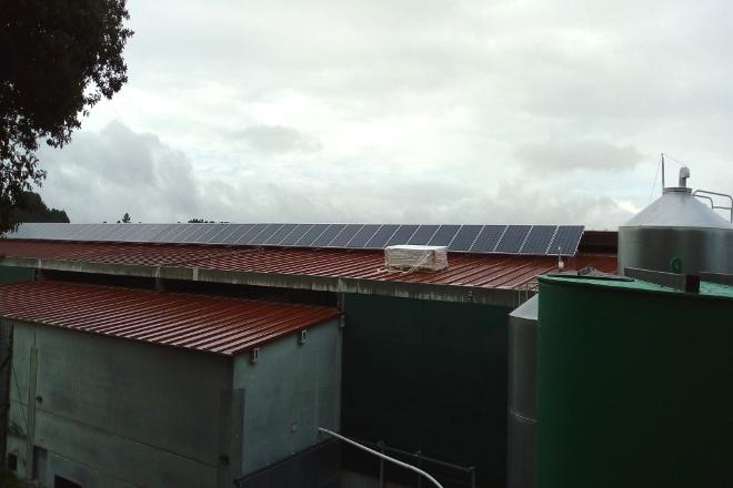 A enerxía fotovoltaica: Unha alternativa de aforro para o sector agrogandeiro
