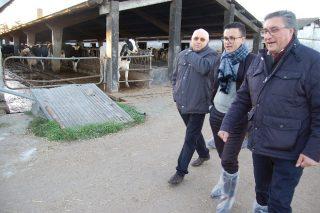 Medio Rural investirá este ano 4,3 millóns para modernizar os regadíos da Limia