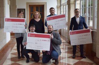 5 proxectos para emprender no rural premiados pola Deputación de Lugo con 50.000 euros