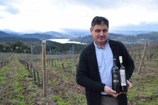 """""""Se conseguimos terreos plantaríamos 100 hectáreas de viñedo no Ribeiro"""""""