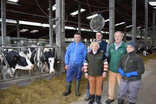 Gandería SAT Iglesias: Un modelo de eficiencia en vacún de leite e de relevo xeracional
