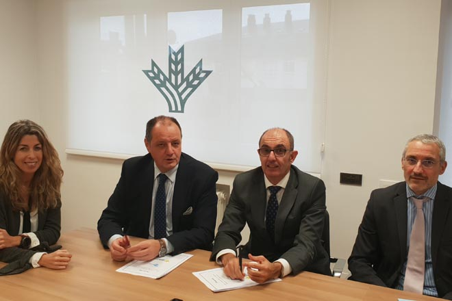 Caixa Rural Galega abre o acceso a créditos respaldados por Iberaval