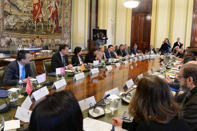 Agricultura debate coas autonomías a concreción das axudas da PAC post-2020