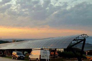Enerxías renovables para explotacións gandeiras e vivendas do rural