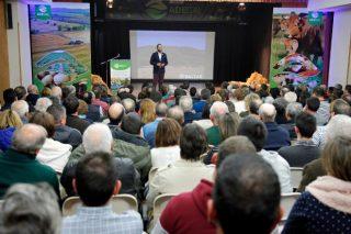 Adegal reúne a máis de mil persoas nunha xornada para abordar o futuro do rural ourensao