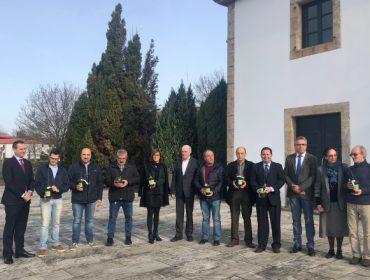 300 robles gallegos con mejora genética son donados por la Fundación Juana de Vega