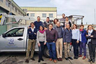 Galicia convértese na capital da seguridade alimentaria animal