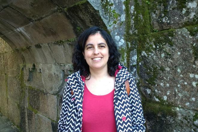 Maria-Martin-Seijo-Investigadora-Monte-prehistorico-Idade-Ferro-