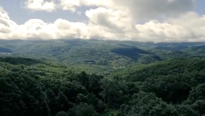 A Veiga, un concello que procura no monte unha oportunidade de futuro