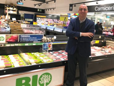 """""""O resultado da colaboración entre Carrefour e a IXP Ternera Gallega é excepcional"""""""