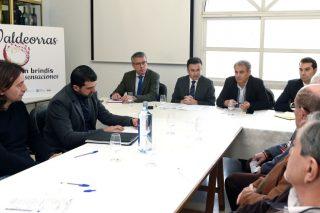 Piden a Xunta máis facilidade para plantar viñedos en terras abandonadas de Valdeorras
