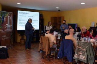 Curso sobre vinos dulces en Monterrei