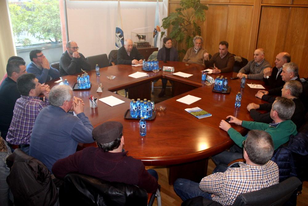 Fefriga e as Africor galegas inician un proceso de fusión para optimizar recursos e ter máis relevancia