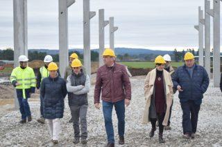 Deputación de Lugo e USC constrúen o  primeiro centro de investigación láctea da provincia